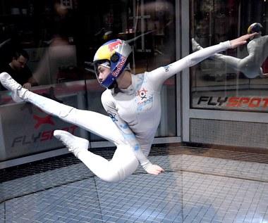 Maja Kuczyńska wicemistrzynią świata w indoor skydivingu. Wideo