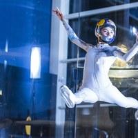 Maja Kuczyńska wicemistrzynią świata w lataniu w tunelu aerodynamicznym