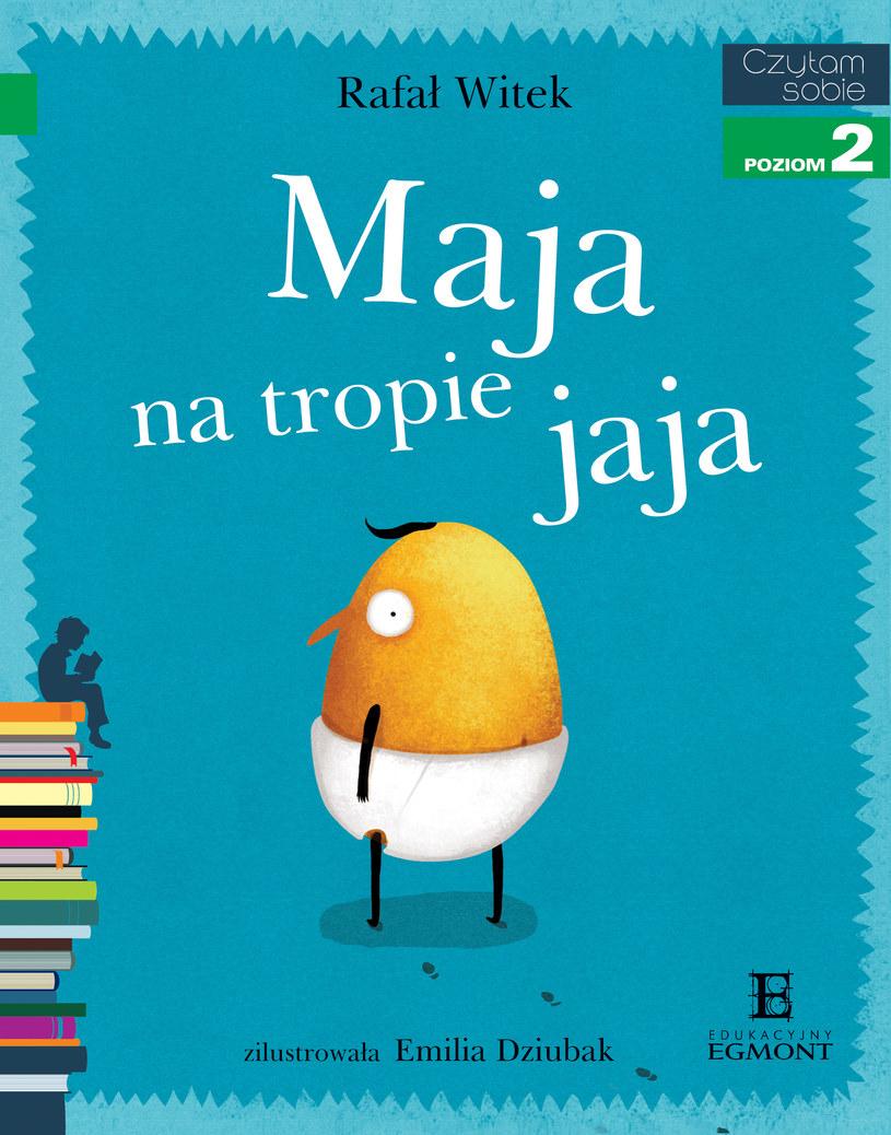 """Maja na tropie jaja"" /INTERIA.PL"