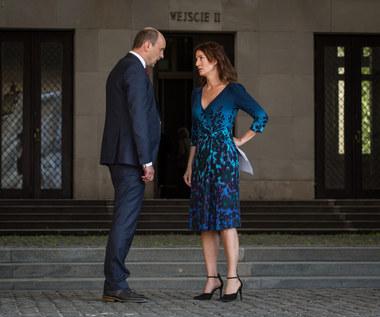 Maja Ostaszewska i Adam Woronowicz: Wojna trwa nadal