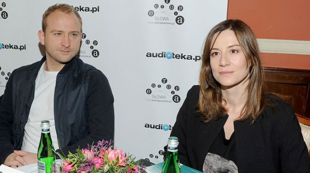Maja Ostaszewska i Borys Szyc /Agencja W. Impact