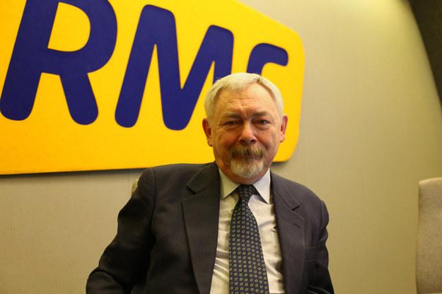 Majchrowski o referendum w sprawie igrzysk zimowych /RMF FM