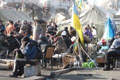 Majdan czeka na efekty zawartego porozumienia