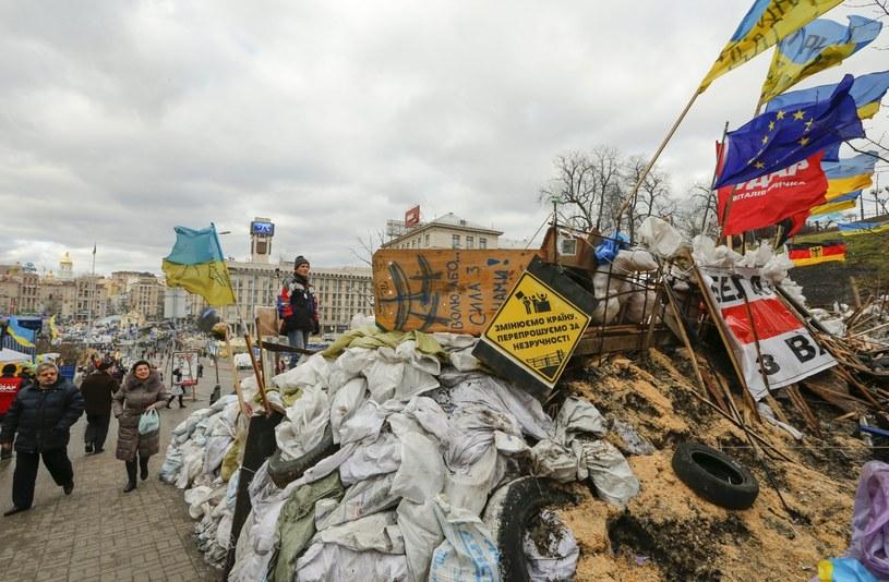 Majdan /PAP/EPA