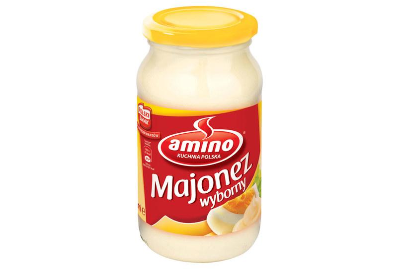 Majonez wyborny marki Amino /materiały prasowe