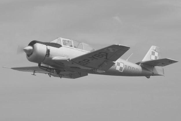 Major Ryszard Obacz uciekł samolotem TS-8 Bies (zdjęcie ilustracyjne) /Maciej Gocłoń /East News
