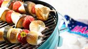Majówka, piknik, grill i pianki