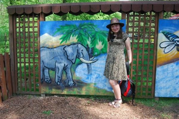 Nie ma to jak wypad do zoo;)