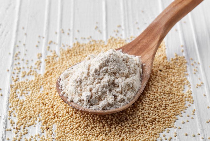 Mąka z amarantusa /123RF/PICSEL