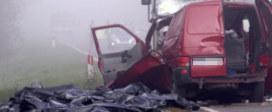 Makabryczny wypadek na Mazowszu