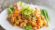 Makaron ryżowy z kiełkami