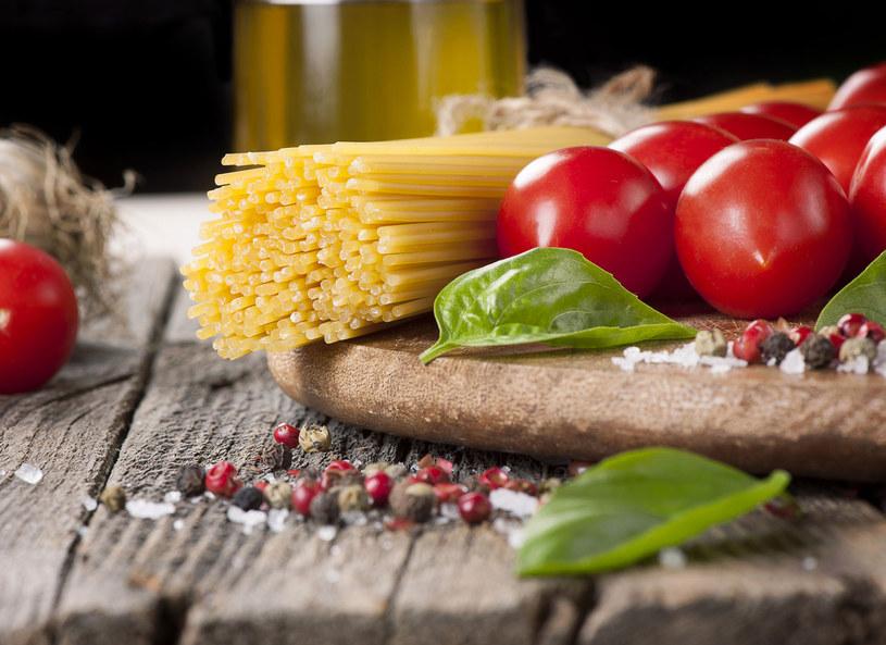 Makaron smakuje zawsze - pod każdą postacią /©123RF/PICSEL