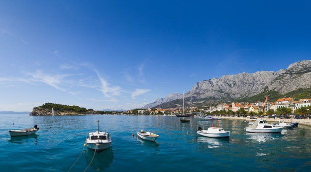 Makarska w Chorwacji /123/RF PICSEL