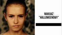 Makijaż halloweenowy