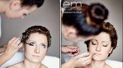 Makijaż ślubny - idealny do zdjęć
