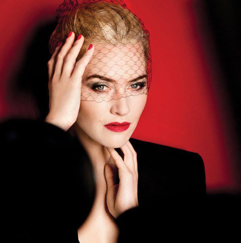 Makijaż w stylu Kate Winslet /materiały prasowe