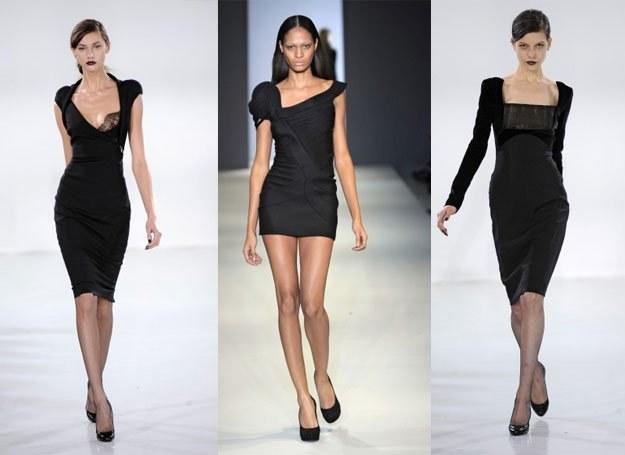 Mała czarna nigdy nie wychodzi z mody /East News/ Zeppelin