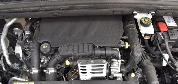 Mała pojemność i turbo: Citroen pokazuje, jak robić to dobrze. /Motor
