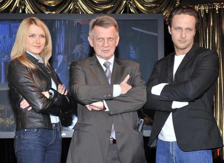 """""""Malanowski i partnerzy"""" to nowa propozycja serialowa Polsatu /AKPA"""
