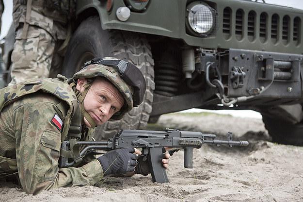 """""""Malboro"""" (Piotr Rogucki) chce pomścić śmierć brata /Robert Pałka /materiały prasowe"""