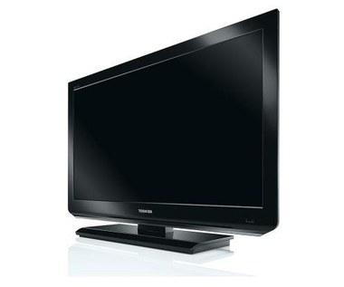 Małe telewizory LCD Toshiby z DVD