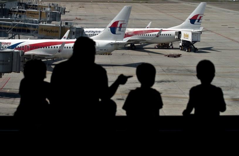 Malezyjski Boeing 777 rozbił się w czwartek w obwodzie donieckim, objętym walkami wschodzie Ukrainy. /AFP