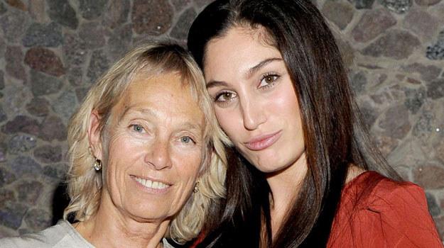 Małgorzata Braunek i jej córka, Orina Krajewska /Agencja W. Impact