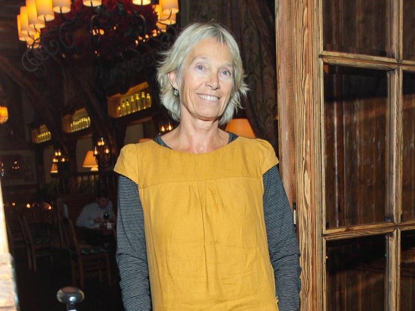 Małgorzata Braunek od ponad 30 lat wyznaje buddyzm i zajmuje się medytacją  /Paweł Przybyszewski /MWMedia