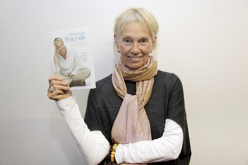 Małgorzata Braunek /Podsiebierska /AKPA