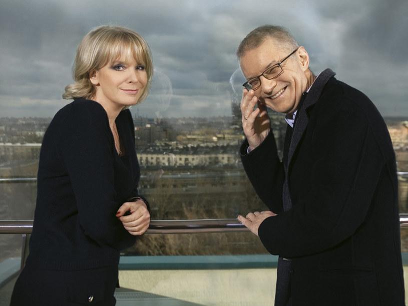 Małgorzata Domagalik i Krzysztof Kolberger  /Pani
