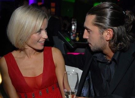 Małgorzata Foremniak i Rafał Maserak, fot. Andrzej Szilagyi /MWMedia