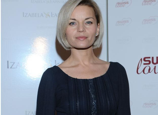 Małgorzata Foremniak jest jedną z najbardziej lubianych gwiazd / fot. A. Szilagyi /MWMedia