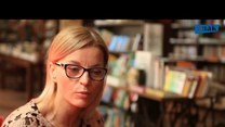 """Małgorzata Foremniak o """"Chustce"""": Mam wrażenie, że bloguję z Joanną"""