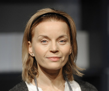 """Małgorzata Foremniak w spektaklu """"Imię"""""""