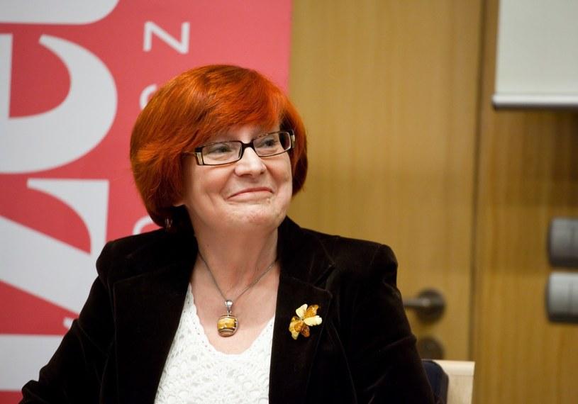 Małgorzata Fuszara /KAROL SEREWIS /East News