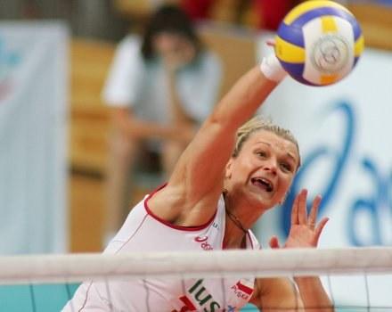 Małgorzata Glinka, Fot: Marek Biczyk /Agencja Przegląd Sportowy