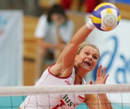 Małgorzata Glinka Fot. Marek Biczyk /Agencja Przegląd Sportowy