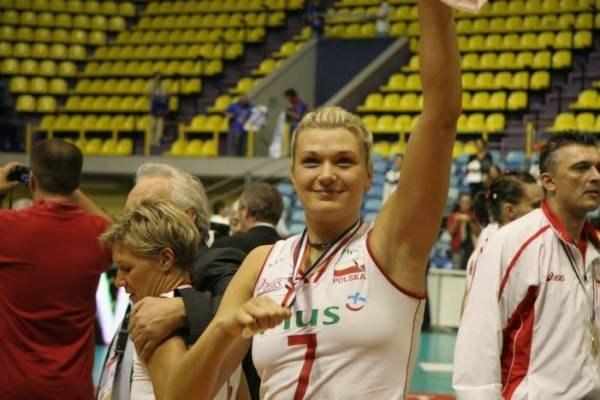 Małgorzata Glinka w czwartek ma podpisać kontrakt z rosyjskim klubem Tulica Tuła /INTERIA.PL