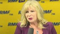 Małgorzata Gosiewska w Popołudniowej rozmowie w RMF FM
