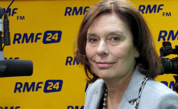 Małgorzata Kidawa-Błońska: Czuję się w Polsce bezpieczna