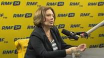 Małgorzata Kidawa-Błońska w Popołudniowej rozmowie RMF FM