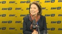 Małgorzata Kidawa-Błońska w Porannej rozmowie w RMF FM