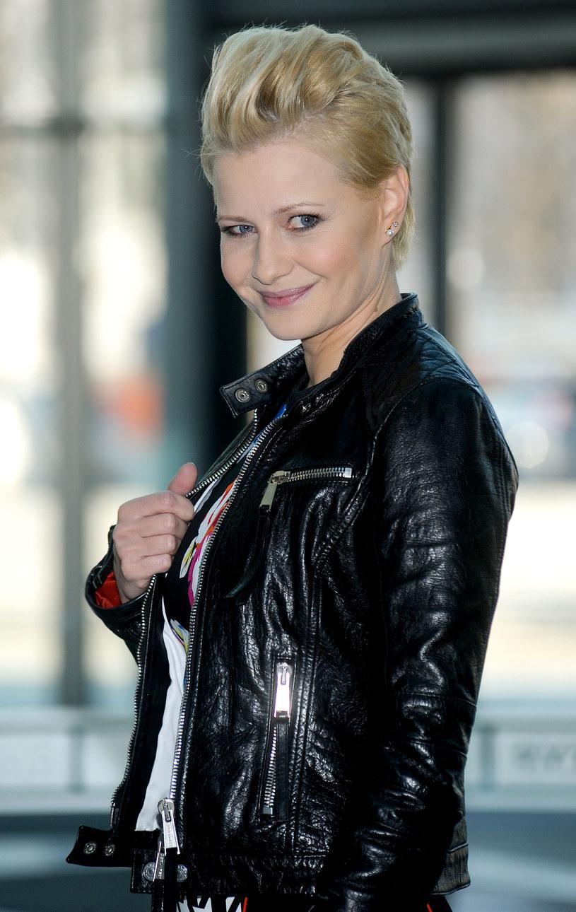 Małgorzata Kożuchowska, czyli serialowa Natalia Boska /Agencja W. Impact