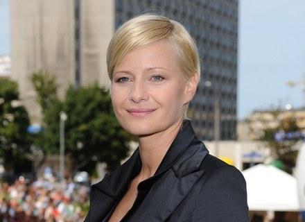 Małgorzata Kożuchowska fot. Andras Szilagyi /MWMedia