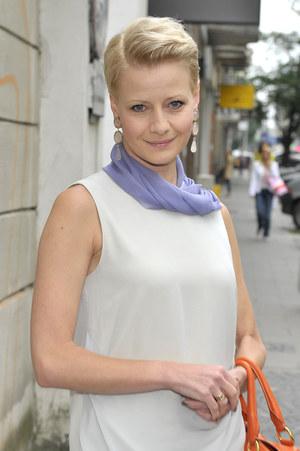 Małgorzata Kożuchowska zawsze znajdzie czas na zakupy /  /AKPA