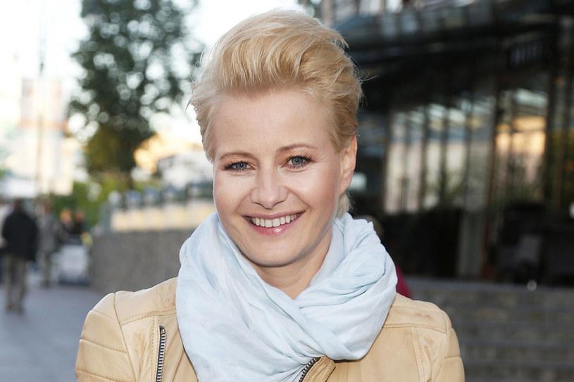Małgorzata Kożuchowska została mamą /Podlewski /AKPA