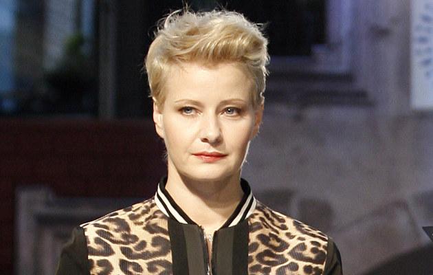 Małgorzata Kożuchowska /Łukasz Gagulski /Agencja FORUM