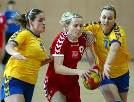 Małgorzata Majerek (w środku), fot: Wojciech Łysko /Agencja Przegląd Sportowy