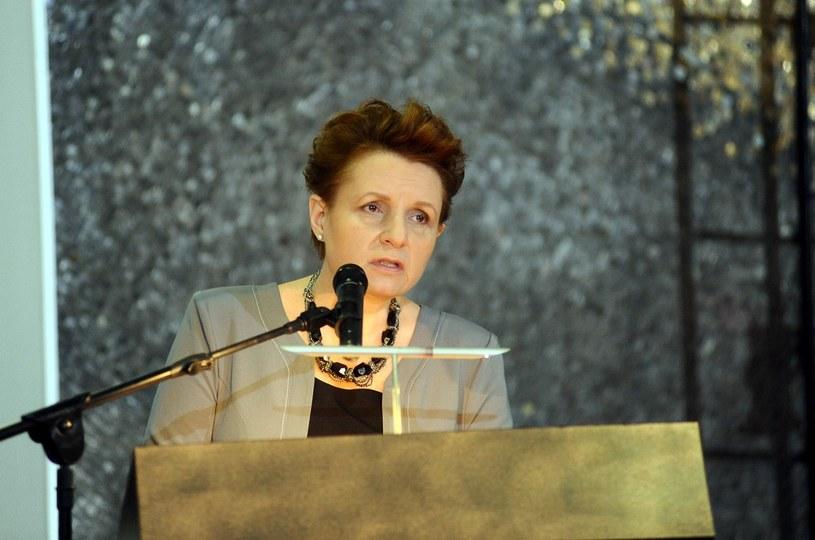 Małgorzata Omilanowska /Mieczysław Włodarski /Reporter