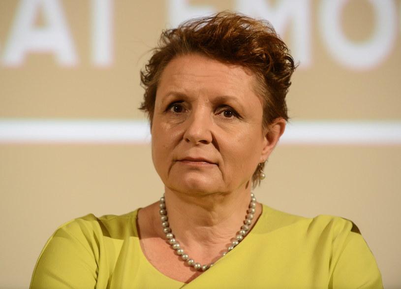 Małgorzata Omilanowska /Jakub Kamiński   /PAP